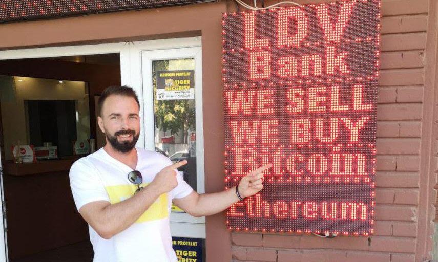 pe care schimb să cumpere bitcoin